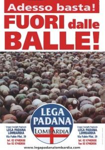 Manifesto della Lega padana (anno 2004)