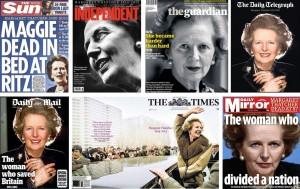 La Thatcher e i coccodrilli