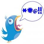 Parolacce su Twitter