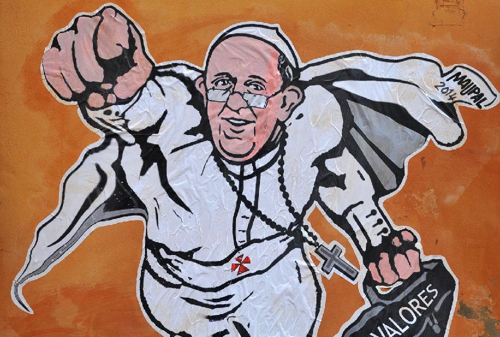 Papa Francesco e le parolacce