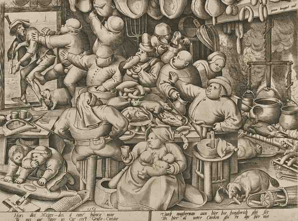 Bruegel-Cucina-grassa