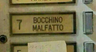 Piacere, Felice Della Sega