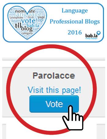 Vota per il tuo blog linguistico professionale preferito 2016