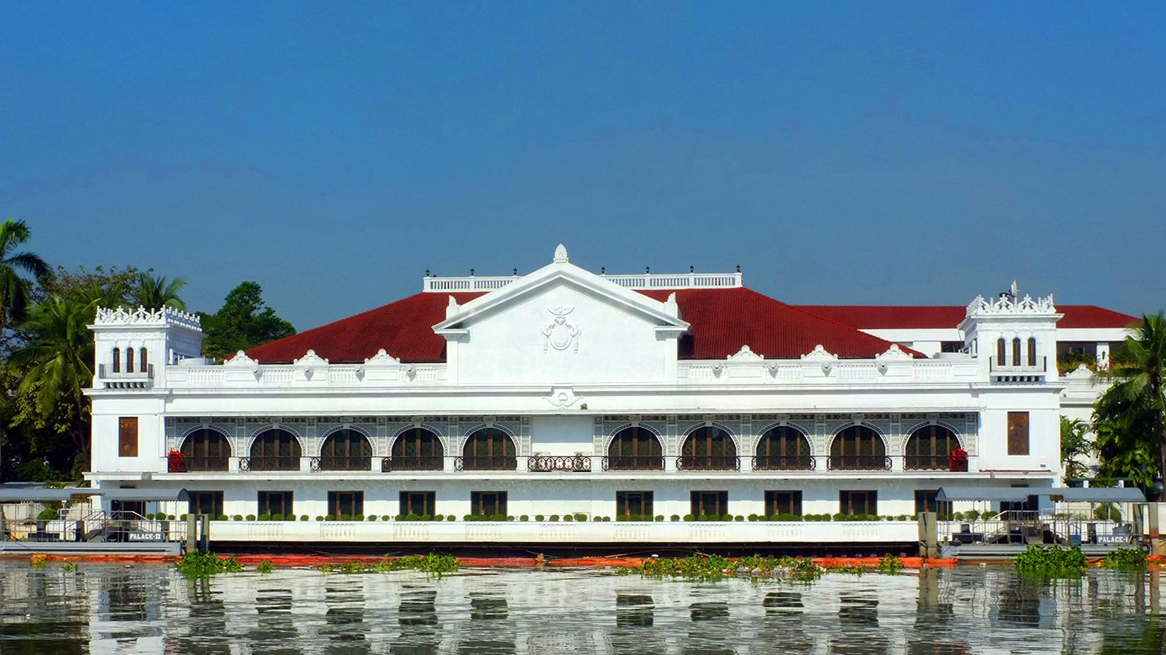 Il Palazzo di Malacañan, sede della presidenza.