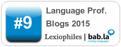 Top 25 Language Professional Blogs 2015