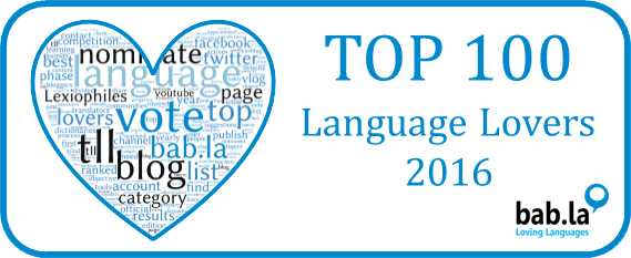 Top 100 Language Lovers 2016